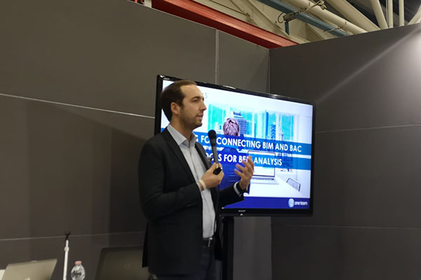BIM4EEB presented during Digital and BIM Italia
