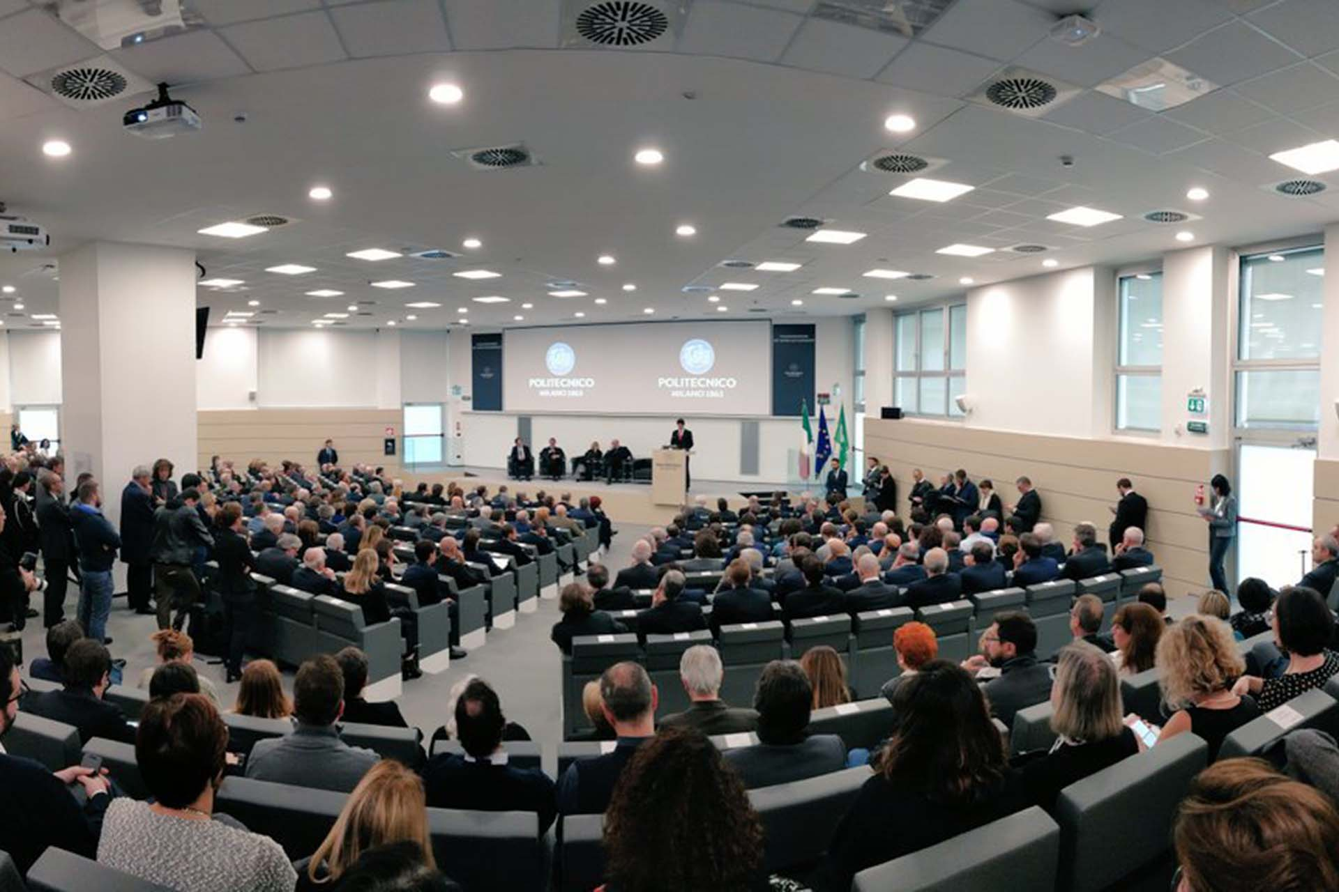 Politecnico di Milano-PoliMI-The Coordinator